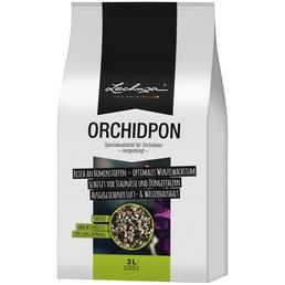 LECHUZA Pflanzsubstrat »PON«, für Orchideen, torffrei