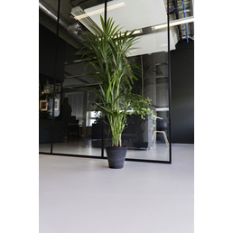 ARTSTONE Pflanztopf »Artstone«, Breite: 32 cm, grau, Kunststoff