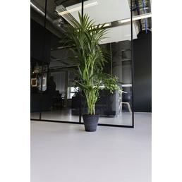 ARTSTONE Pflanztopf »Artstone«, BxH: 32 x 29 cm, grau, Kunststoff