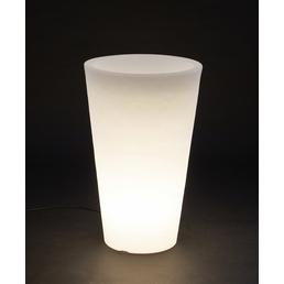 SCHEURICH Pflanztopf »LUMEN STYLE«, transparent, rund, ø 40 cm