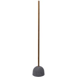 DOBAR Pickbar-Ständer + Beton-Fuß