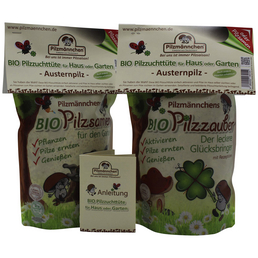 Pilzanzuchtset »Pilzzuchttüte Bio Austernpilz«