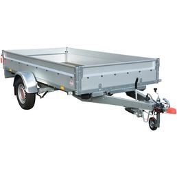 STEMA PKW-Anhänger »BASIC ST 1000«, BxLxH: 128 cm x 251 cm x 34,5 cm, max. Nutzlast 740 kg