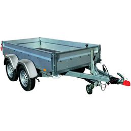 STEMA PKW-Anhänger »BASIC ST 2000«,  BxLxH: 153 cm x 301 cm x 34,5 cm, max. Nutzlast 1575 kg
