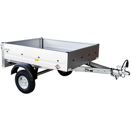 STEMA PKW-Anhänger »mini 350«, BxLxH: 108 cm x 134 cm x 27 cm, max. Nutzlast 270 kg