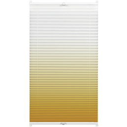GARDINIA Plissee lichtdurchlässig, Easyfix, 100x130 cm