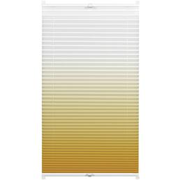 GARDINIA Plissee lichtdurchlässig, Easyfix, 90x130 cm