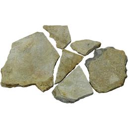 EURO STONE Polygonalplatte »Syki«, aus Quarzit, Kanten: gespalten