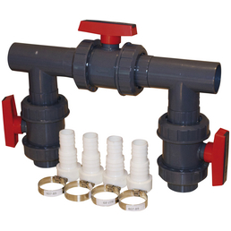 KWAD Pool-Technik »Zubehör Wärmepumpe«, 6100 W, geeignet für Pools bis 60.000  l