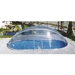 SUMMER FUN Poolabdeckung »Cabrio Dome«, B x L x H: 320 x 525 x 24 cm