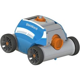 STEINBACH Poolroboter »Battery+«, geeignet für Pools bis 80 m² mit einer Beckentiefe von max. 2 m