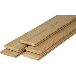 RETTENMEIER Profilholz, Fichte / Tanne, BxH: 9,6 x 360 cm, Stärke: 12,5 mm