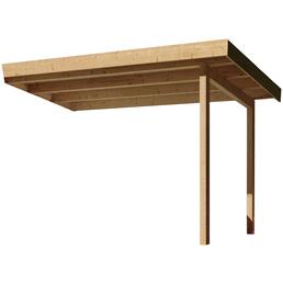KARIBU <p>Sauna-Anbaudach für Cuben/Hygge</p>