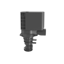 Pumpe, B x L x H: 7,2  x 12,8  x 15  cm, schwarz