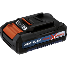 KRAFTRONIC PXC-Starter-Kit »KT-18V 2 Ah Set«, 18 V