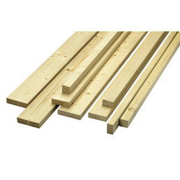 TRIMEX Rahmenholz, Fichte / Tanne, BxH: 4,5 x 4,5 cm, glatt