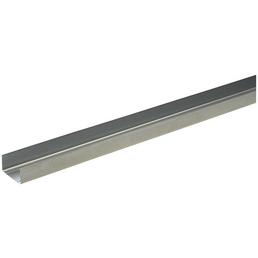 Rahmenprofil, LxBxH: 2000 x 75 x 40 mm, Stahl