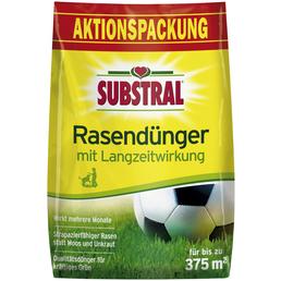 SUBSTRAL® Rasendünger, 7,5 kg, für 375 m²