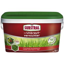 SUBSTRAL® Rasendünger mit Unkrautvernicht 5 kg