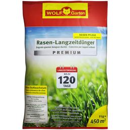 """WOLF GARTEN Rasendünger »""""PREMIUM"""" LE 450«, 9 kg, für 450 m²"""