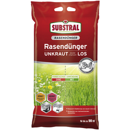 SUBSTRAL® Rasendünger Unkraut chancenlos 9,1 kg