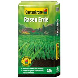 Rasenerde, für Rasenneuanlage und Rasenausbesserung