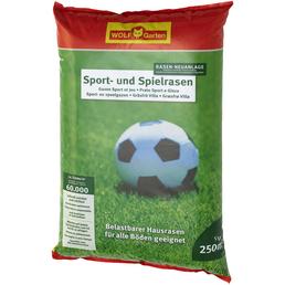 WOLF GARTEN Rasengräser-Samen »Sport- und Spielrasen«