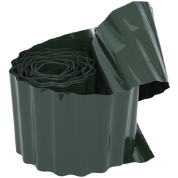 WINDHAGER Rasenkante, HxL: 15 x 900 cm, Polyethylenterephthalat (PET)