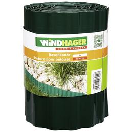 WINDHAGER Rasenkante, HxL: 20 x 900 cm, Kunststoff