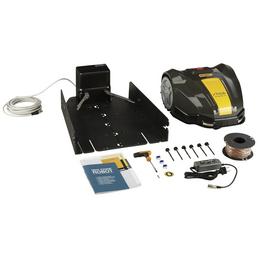 STIGA Rasenmähroboter »Autoclip M«, 25,9 V, für ca. 500 m², Schnittbreite: 25 cm