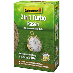 Rasensamen »Rasensamen 2-in-1 Turborasen 2 kg«