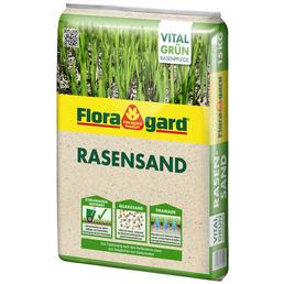 FLORAGARD Rasensand, für Rasen, torffrei