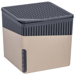 WENKO Raumentfeuchter »Cube USA «, 80 m³, BxHxT: 16,5 x 15,7 x 16,5 cm
