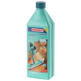 LEIFHEIT Reinigungsmittel, für Laminat/Parkett, Flasche, 1 l