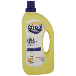 EMSAL Reinigungsmittel, für wasserfeste Böden, Flasche, 1 l