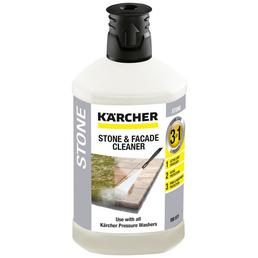 KÄRCHER Reinigungsmittel »Plug 'n' Clean«, für Stein, Flasche, 1 l