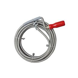 CORNAT Reinigungsspirale, BxL: 4,5 x 1000 cm, Stahl/PVC