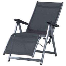 KETTLER Relaxliege »Basic Plus«, Aluminium/Textilen