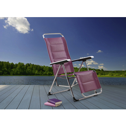 BEST Relaxliege »Young Collection«, Aluminium