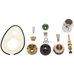 IDEAL STANDARD Renovierungsset, Metall, goldfarben