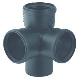 GEBERIT Rohr »Silent-PP«, Polypropylen (PP), Ø110 mm x 1,86 cm