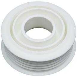 CORNAT Rohrverbinder, Gummi, 1 Stück
