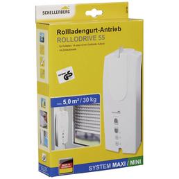 SCHELLENBERG Rolladengurt-Antrieb »ROLLODRIVE 55«, für5m²