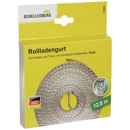 SCHELLENBERG Rolladengurt Stärke 0,12 mm