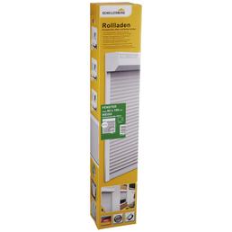 SCHELLENBERG Rollladen-Set »MINI«, geeignet für Fenster BxH: 80 x100 cm, grau