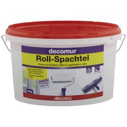 DECOTRIC Rollspachtel weiß 6 kg