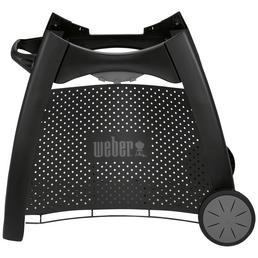 WEBER Rollwagen, Kunststoff, schwarz