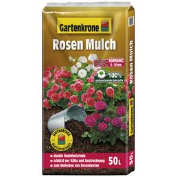 Rosenmulch, 50 l, braun