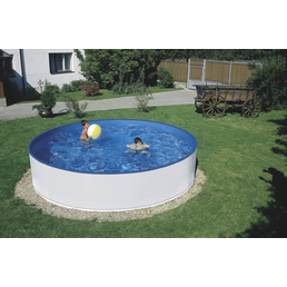 SUMMER FUN Rundbecken-Set Rundbeckenset , rund, Ø x H: 360 x 90 cm