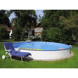 summer fun rundpool x h 600 cm x 150 cm. Black Bedroom Furniture Sets. Home Design Ideas